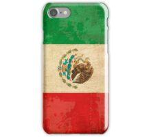 Mexican Flag — World Flag Series iPhone Case/Skin