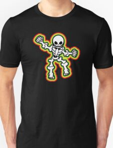 Funky Skeleton T-Shirt