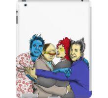 The Uncanny Seinfeld iPad Case/Skin
