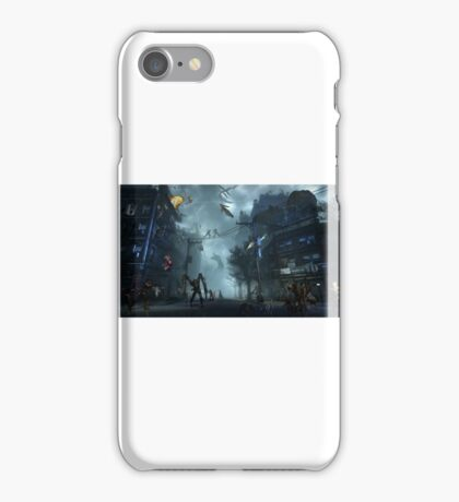Ultimate Videogame Character War iPhone Case/Skin