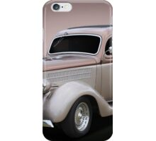 36 Coupe iPhone Case/Skin