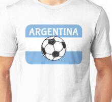 Football Argentina  Unisex T-Shirt
