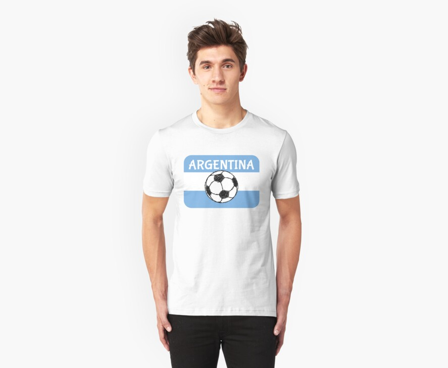 Football Argentina  by piedaydesigns