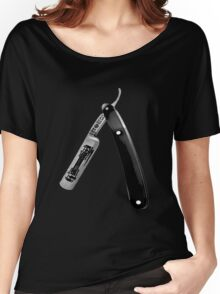 Straight Razor Women's Relaxed Fit T-Shirt