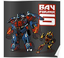 Bay Former Six Poster
