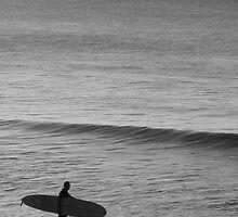 Gold Coast Surfer  by Nicholas Ward