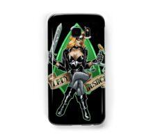 Lady Justice Samsung Galaxy Case/Skin