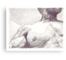 Dan Canvas Print