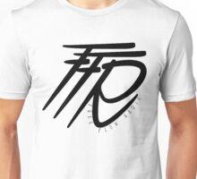 FFR Flow Black Unisex T-Shirt