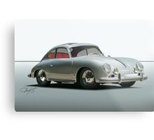 1956 Porsche 356 Metal Print