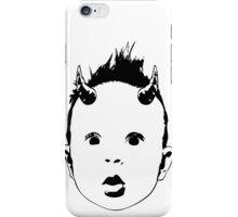 Born Bad iPhone Case/Skin