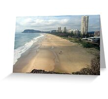 North Burleigh Heads Greeting Card