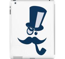 Mustachio iPad Case/Skin