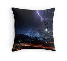 Fingers (Brisbane, Queensland) Throw Pillow