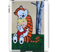 Calvin & Hobbs Original Print iPad Case/Skin