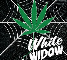 White Widow by Ryan Mulrenin