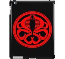 Hail Cobra! iPad Case/Skin