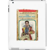 Choose your own podcast! iPad Case/Skin