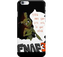 Spring Trap: Five Nights at Freddy's  iPhone Case/Skin
