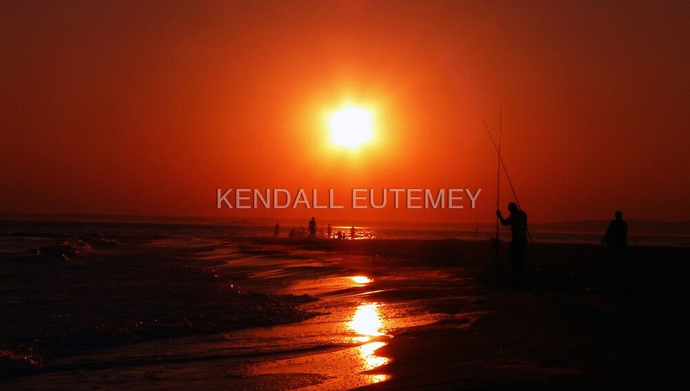 HOTTER THAN THE FOURTH OF JULY by KENDALL EUTEMEY
