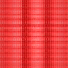 Polka Dots (red) by Denise Abé