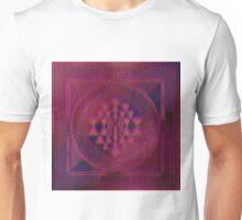 Holographic Sri Yantra Unisex T-Shirt
