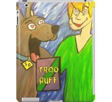 Troo Ruff iPad Case/Skin