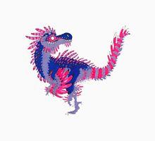 Bisexual Pride Dinosaur Unisex T-Shirt