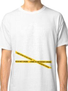 Castle The Final Frontier- v2b Classic T-Shirt