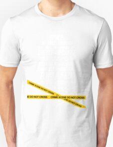 Castle The Final Frontier- v2b Unisex T-Shirt
