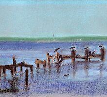 Sea birds by JayJay70