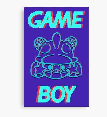 GAME BOY Canvas Print