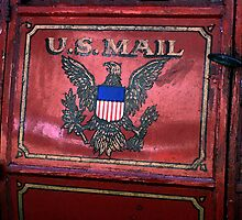 U.S Mail by Polly Peacock