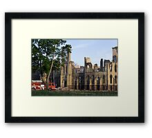 Alma College May 2008 Framed Print