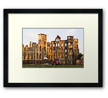 Alma College 2008 Framed Print