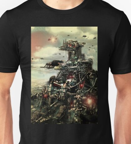 Robotic City Unisex T-Shirt