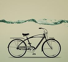 wet wheels by Vin  Zzep
