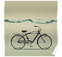 wet wheels Poster