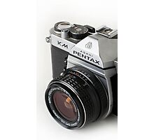 Pentax 1975 2nd Angle Photographic Print