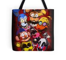 THE NEW FACES OF FUN!! Tote Bag