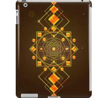 Cosmic mandala iPad Case/Skin