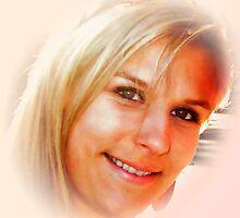 Beautiful Eyes by Gail Bridger
