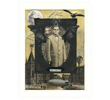 Viktor von Valkyrie: A Cautionary Tale Art Print