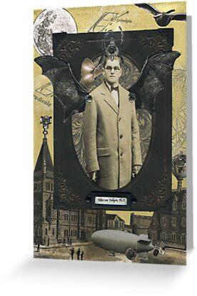 Viktor von Valkyrie: A Cautionary Tale by WinonaCookie