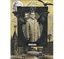 Viktor von Valkyrie: A Cautionary Tale Photographic Print
