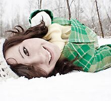 Snow Angel by Mike Whitman