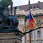 Government Centre, Prague, Czech Republic 2001 by Priscilla Turner
