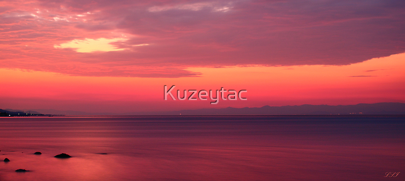 Pink For Passion by Kuzeytac