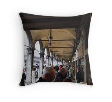 St Marks Throw Pillow