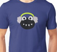Cute Cartoon Bug Earmuffs Winter Unisex T-Shirt